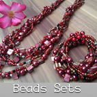 beaded jewerly sets matching