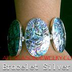 bracelets silver sets