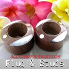 plugs stud piercings made in indonesia