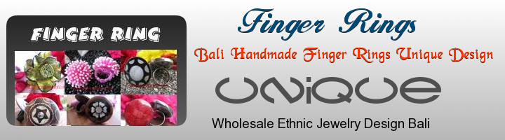 finger rings bali supplier