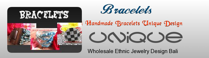 bali handmade bracelets collections