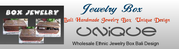 bali jewelry box supplier