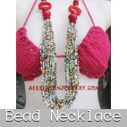 beaded necklaces bali shop