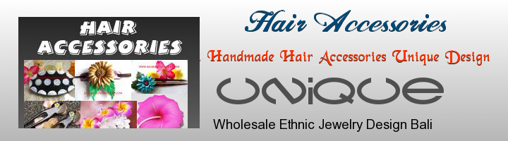 handmade hair accessories bali shop wholesale