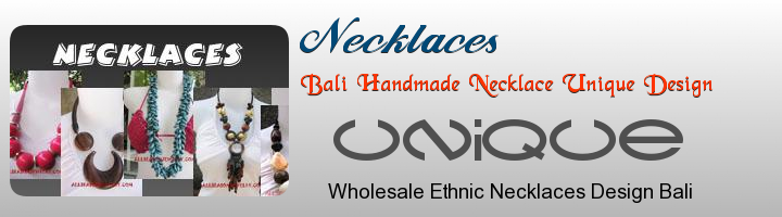 bali handmade fashion necklaces design shop