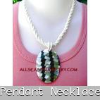 pendant necklaces bali