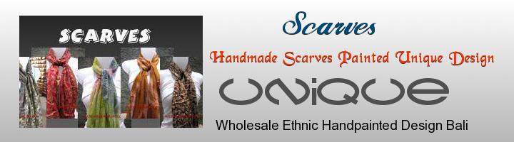 bali scarves handmade design