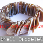 seashells bracelets bali