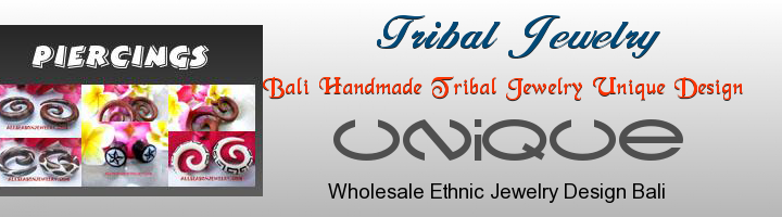 tribal body jewelry piercings bali